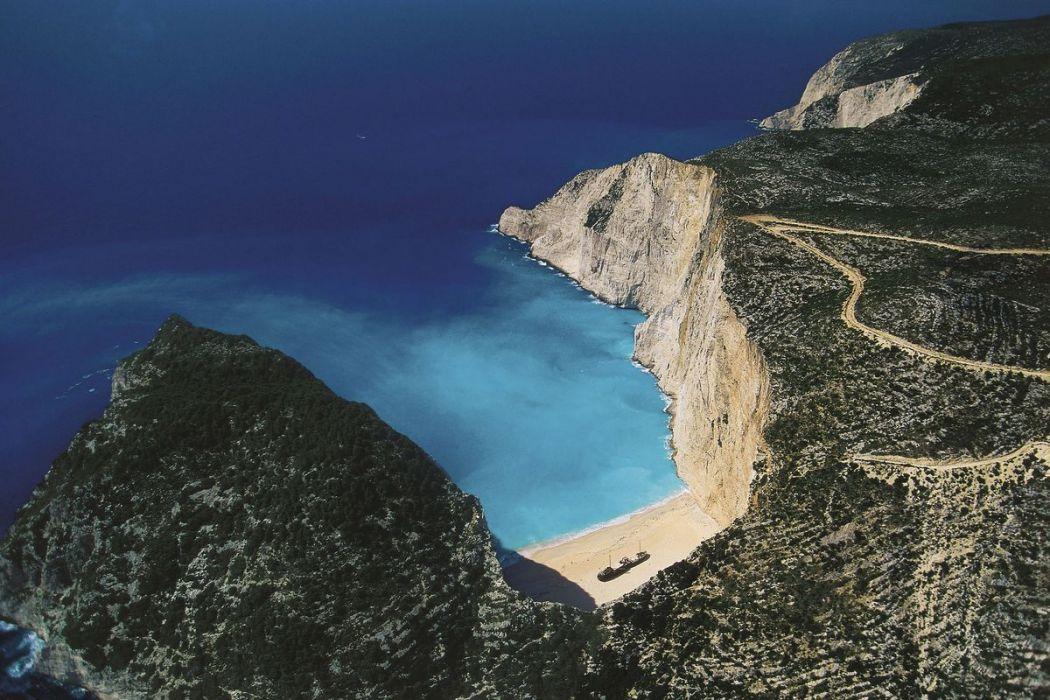 Ile de Zakinthos, Iles Ioniennes, Grèce
