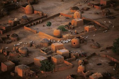 Village near Tahoua, Niger