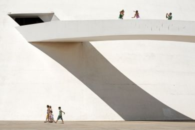 Musée National, Brasilia, Brésil