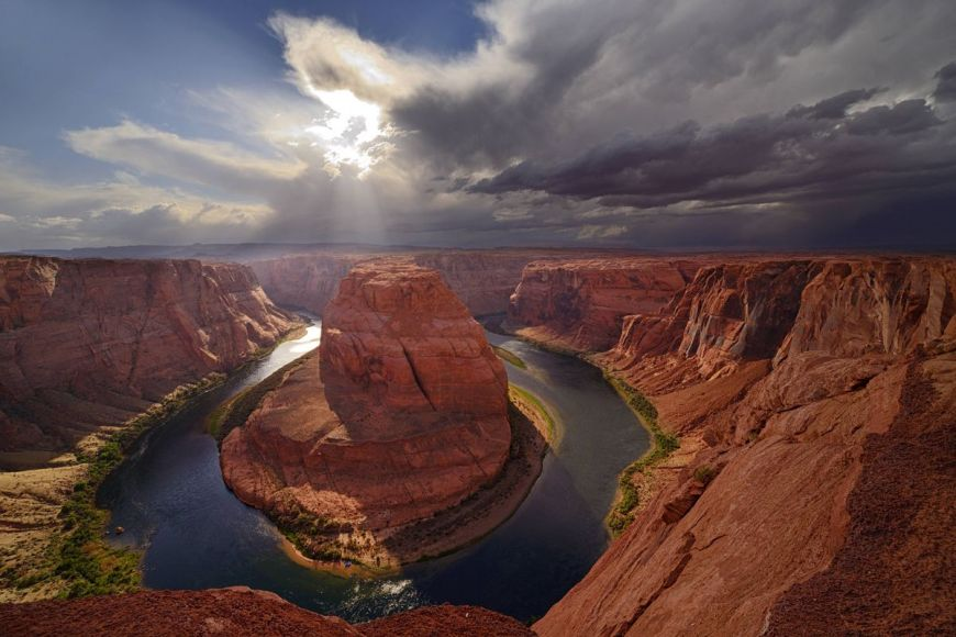 Horseshoe Bend, Arizona, Etats-Unis