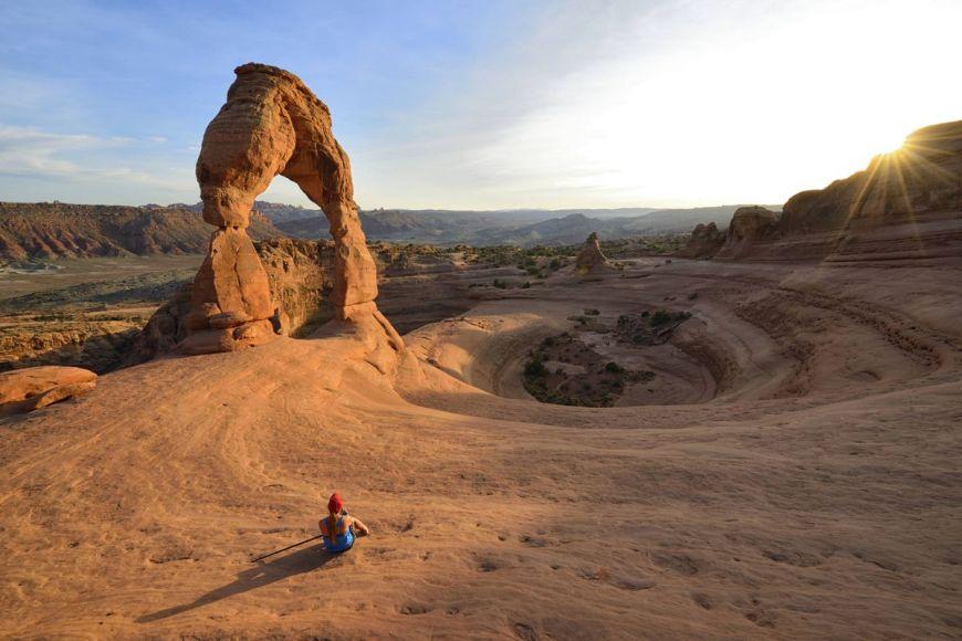 Delicate Arch, Utah, Etats-Unis