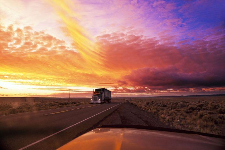 Camion, Oregon, États-Unis