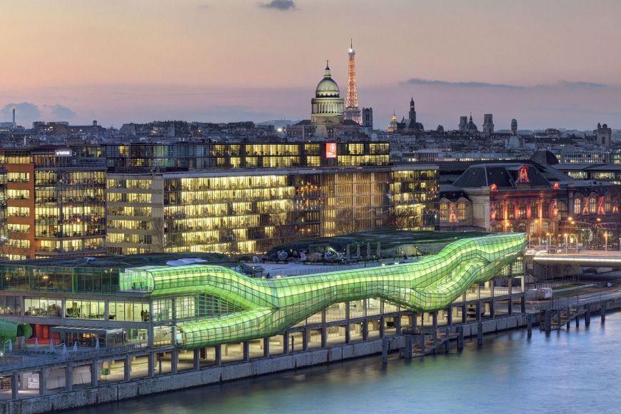 Cité de la mode et du Design, Paris, France