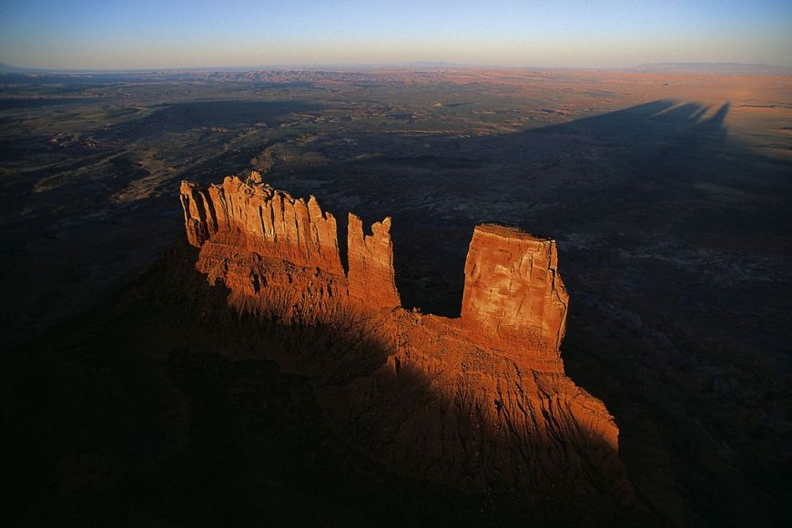 West Mitten Butte, Monument Valley, Etats-Unis