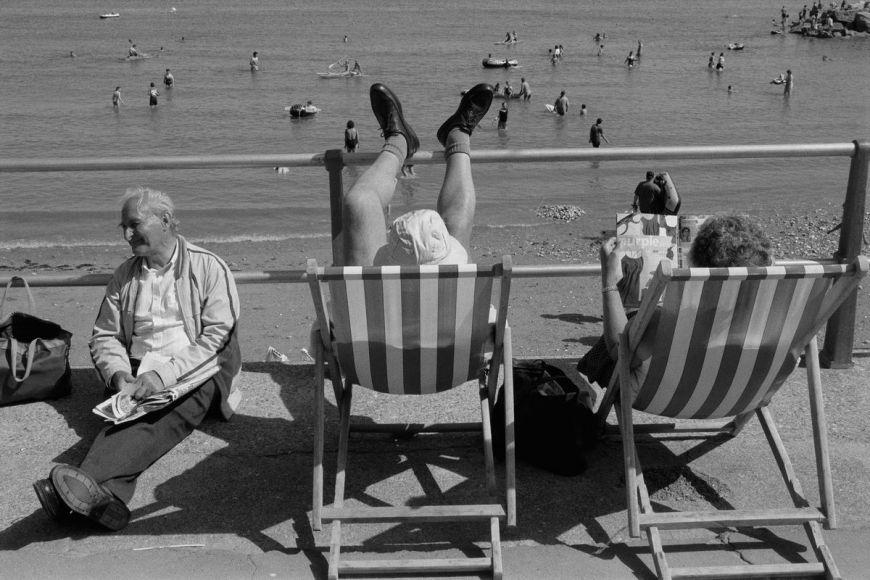 Sydmouth, beach