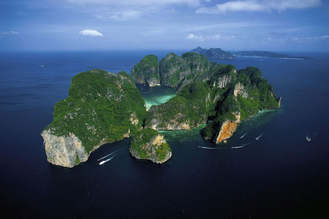 Phi Phi Lee, Phuket, Thailand