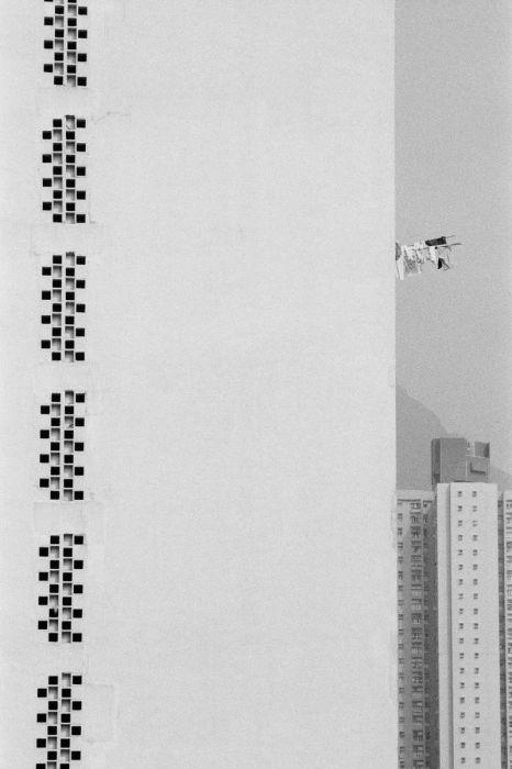 Hong-Kong, immeuble