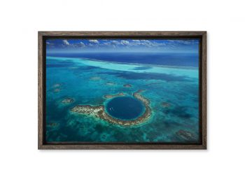 Grand Trou Bleu,  Belize
