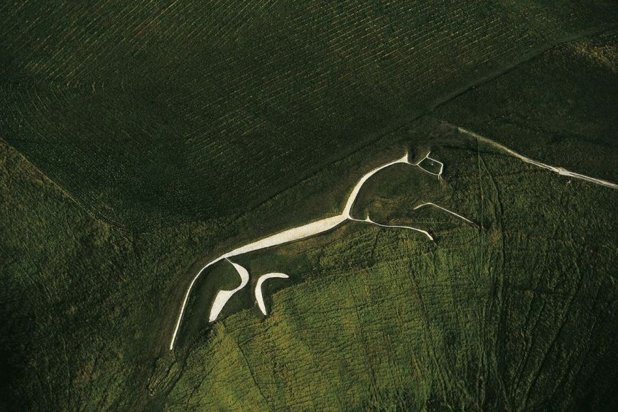 Cheval Blanc, Uffington