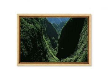 Bras de Caverne, la Réunion, France