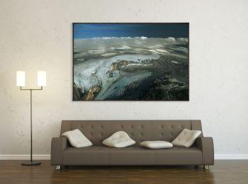 Glacier Folgefonna, Norvège