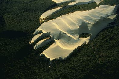 Dune, Queensland, Australie