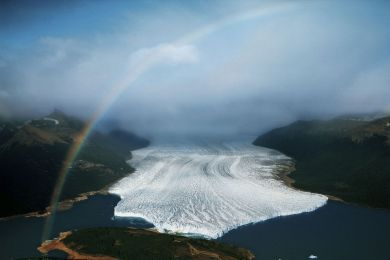 Glacier, Argentine