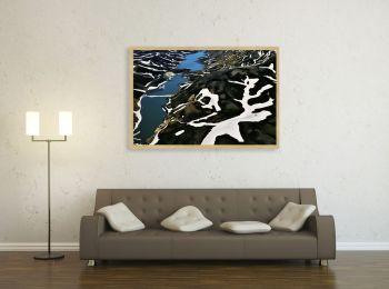 Lac Holmsarlon en Islande