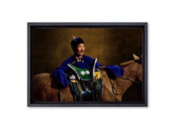 Cheval Mongol